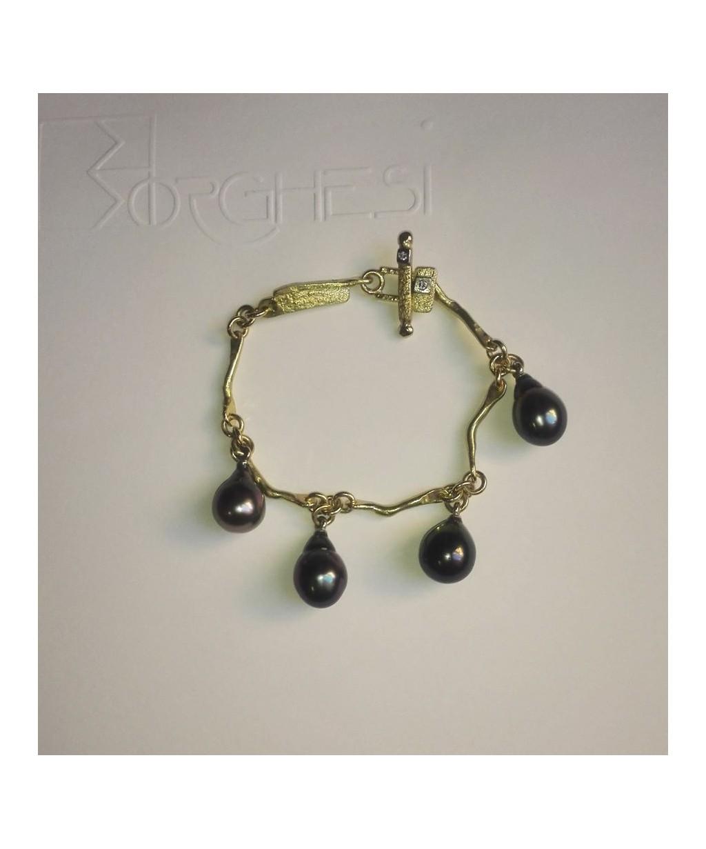 Bracciali perle